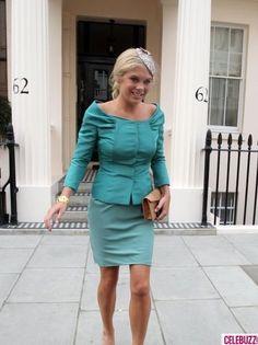 Royal Wedding Hot Mess:  Chelsy Davy
