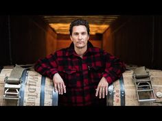 Wild Turkey's New Creative Director Matthew McConaughey Makes a Short Film Their Bourbon