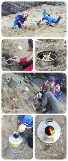 #47 Cook on a camp fire @Evelyn Spencer Trust