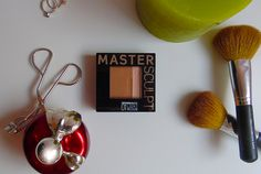 Maybelline Master Sculpt Contouring Palette - Review