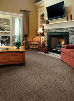 4 Masterful Hacks: Fireplace And Tv Beautiful grey shiplap fireplace.Fireplace And Tv Beautiful green slate fireplace.Faux Fireplace With Shelves. House Design, Gorgeous Fireplaces, House, Tv Over Fireplace, Tv Above Fireplace, New Homes, Home Decor, Flooring, Fireplace