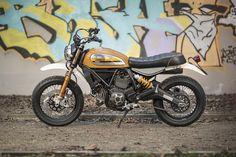 Racing Cafè: Ducati Scrambler Offroad by MrMartini