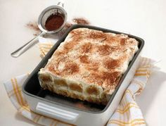 Weight Watchers Tiramisu