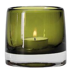Color Verde Olivo - Olive Green!!!  Tealight Holder