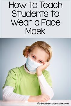 Teachers, face-to-face teaching with masks is here for Back to School. Are you wondering how you will do it?  In this blog post you can grab some good tips and ideas for teaching using face masks in the classroom.  PLUS, you can grab a free mask experiment to show students the importance of wearing PPE your class.  Needing to build mask stamina?  There are ideas for that too!  The information is great for elementary students in all grade levels!  #elementary school #elementary classroom Teaching Procedures, Student Teaching, Teaching Tips, Learning Resources, Beginning Of The School Year, First Day Of School, Back To School, School Stuff, 3rd Grade Classroom