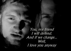 """Jerry Cantrell Answering A Question About His Fondest Memory Of Layne Staley  """"I don't really have a 'fondest memory.' There's… (Tears Building up) …there's so many of them. I spent a good portion of my life with him. He was our best friend and a brother and collaborator.  """"The whole thing was good, even the tough stuff. Life 's not always good, but even the parts that aren't so good are an important part of a life. I feel very lucky to have known him, and to have known him as well as I…"""