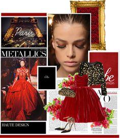 """A little bit of Dolce & Gabbana"" by ohmylady ❤ liked on Polyvore"