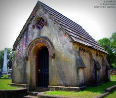 Southern Graves: McDowall & Wragg Mausoleum at Charleston, South Ca...