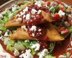 Tetelas (Corn Masa Pockets) - Hispanic Kitchen October 2014