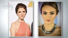 Anna Kendrick Oscars Make-up - Eyes - Part 1 of 3