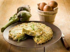 La Frittata di Carciofi è una golosa ricetta che potete preparare come antipasto, come secondo piatto oppure semplicemente come stuzzichino per l'aperitivo.