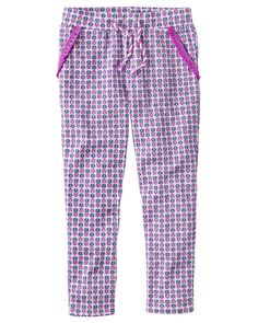 Toddler Girl Printed Crinkle Joggers from Carters.com. Shop clothing & accessories from a trusted name in kids, toddlers, and baby clothes.