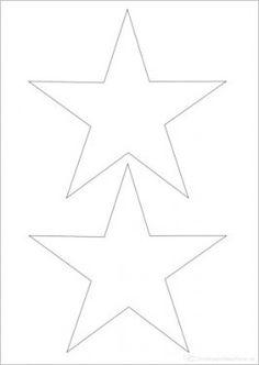 schablonen sterne selber machen | Ausschneide Sterne ...