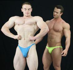 Steel vs Travis - Bodybuilder Battle 91