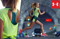 Under Armour Women's Workout Clothes