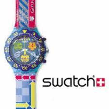 Loved collecting swatch watches & wearing many at one time.  Wish I had kept one!