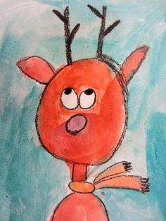 """From exhibit """"Rudolph"""" by Sarah17160"""