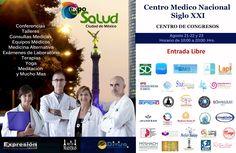 EXPO SALUD DF 2015 | EXPO SALUD MÉXICO