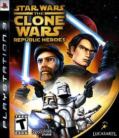 Star Wars The Clone Wars: Republic Heroes – Video Games Guide - PS Vita, PS3, Xbox , Wii - BestVideoGames.site