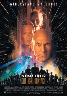 Poster zum Film: Star Trek - Der erste Kontakt
