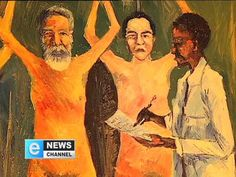Johannesburg, May 2012 - A group of disgruntled artists has taken matters of the art into its own hands. The men have painted their own provocative piece. Jacob Zuma, Political Art, Artists, Pictures, Painting, Men, Photos, Artist, Photo Illustration