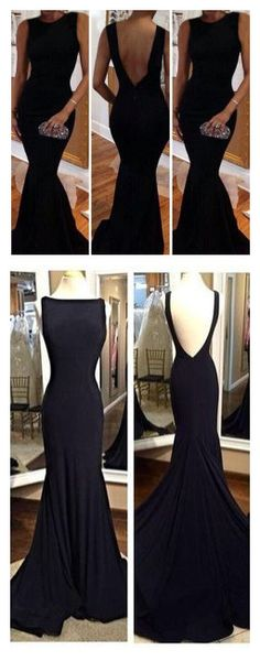 Classy Prom Dresses, Black Prom Dresses, Cheap Prom Dresses, Prom Party Dresses, Dresses 2016, Dress Black, Dress Party, Cocktail Dress Classy Evening, Glamorous Evening Gowns