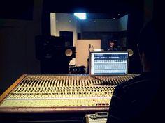 || Mixer || Shooting UNA recording @ Duna Studio