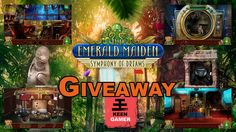 I've entered a giveaway to win The Emerald Maiden: Symphony of Dreams. Wish me luck! :-)