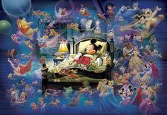 Por aí com os Pires: Planejamento – Montando o roteiro Disney