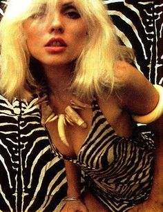 Fashion's Most Wanted: Style Icons - Debbie Harry