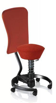 Swopper Work офисное кресло для поддержания осанки