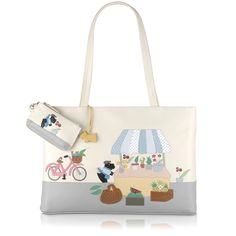 Love my Market Day, Large Zip-top Tote Leather Handbags Online, Designer Leather Handbags, Handbag Accessories, Fashion Accessories, Radley Bags, Tote Bags Online, Tory Burch Boots, Penny Black Stamps, Fashion Books