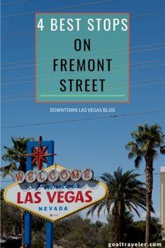 Best stops on Fremont Street, Las Vegas. Explore off the main strip. Las Vegas Vacation, Visit Las Vegas, Las Vegas Nevada, Travel Vegas, Vacation Ideas, Vegas Getaway, Honeymoon Ideas, Hawaii Travel, Asia Travel