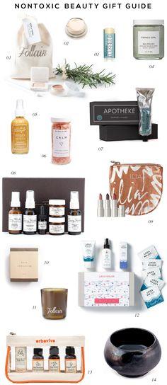 Nontoxic Beauty Gift Ideas  from Follain