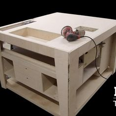 Part 2-The Outfeed Assembly Table Build from Stone and Sons Workshop..... #wooden #woodenaccessories #woodcraft #woodwork #woodcraft #craft #diy #furniture