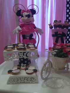 Minnie Mouse Birthday Party Ideas | Photo 5 of 29