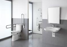 Access | Colecciones de baño Roca | Colección dirigida a colectivos de movilidad reducida que buscan soluciones ergonómicas, versátiles y sofisticadas en el espacio del baño. Calidad, funcionalidad y diseño al servicio del bienestar y confort de todas las necesidades.