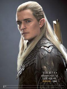 BK5 Inspiration - Owen. Empire Magazine's The Hobbit: The Desolation of Smaug Character Stills by JohnLocke2342
