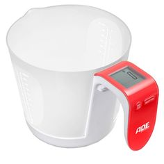 I pinned this Franca Electronic Kitchen Scale/Measuring Cup from the Chef Marcel Vigneron event at Joss and Main!  Sale price $25!