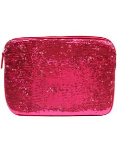 $11.75 Fuchsia Magic Sequin Tablet Sleeve