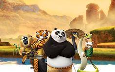 Family Reunion in 'Kung Fu Panda 3' Trailer — The Movie Seasons