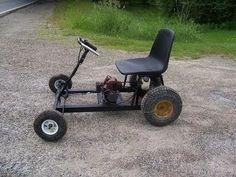 Home made Go Cart