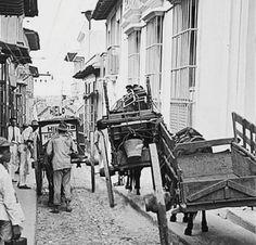 Calles de vargas años 30