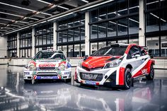 Toyota Motorsport GmbH (TMG) will return to the FIA World Rally Championship in 2017 with the Yaris WRC - a car developed and built entirely at its technical centre in Köln. Subaru Impreza Wrc, Volkswagen Polo, Toyota Corolla, S2000, Porsche, Seat Leon, Car Magazine, Automotive News, Small Cars