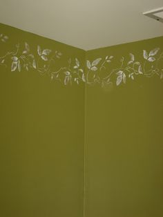 Easy and beautiful stenciling