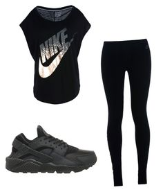 """""""Untitled #2"""" by vanna97-1 on Polyvore featuring NIKE"""