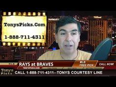Tampa Bay Rays versus Atlanta Braves Padres Betting Lines MLB Pick Predi...