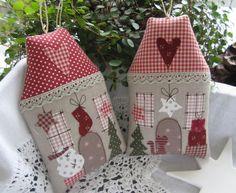 Weihnachts-+Haus+Landhaus+Geldgeschenk+von+Feinerlei+auf+DaWanda.com