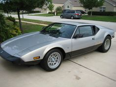 Pantera Cars and Merchandise for sale