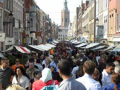 Koninginnedag 2011 Boekhorststraat